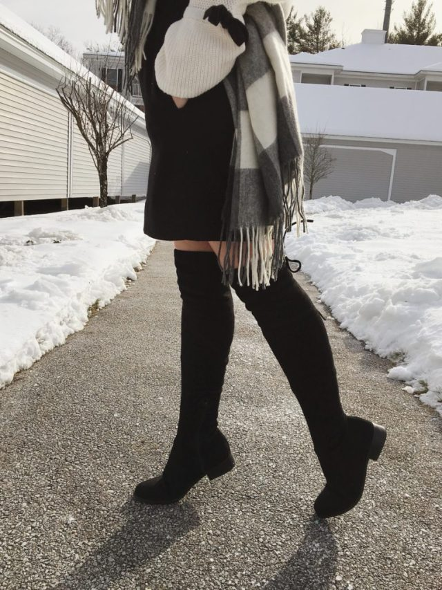 easy casual holiday outfit