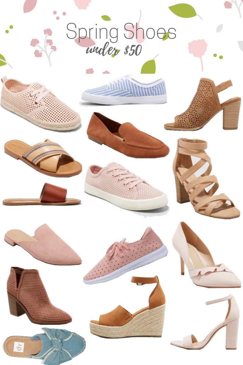 The Best Spring Shoes at Target Under $50 Mia Goes Shopping