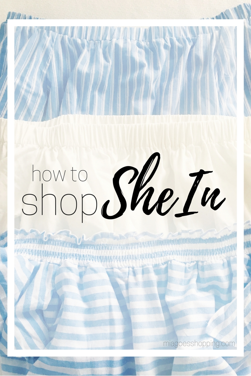 f7da6900a1 My Best SheIn Shopping Tips (and 10 Super Cute Spring Tops!) - Mia Goes  Shopping