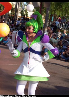Disneyland Anaheim Pixar 1