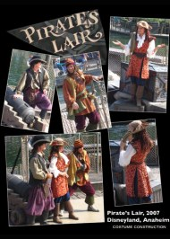 Disneyland Pirates Lair