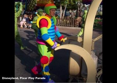 Disneyland Pixar Parade 4