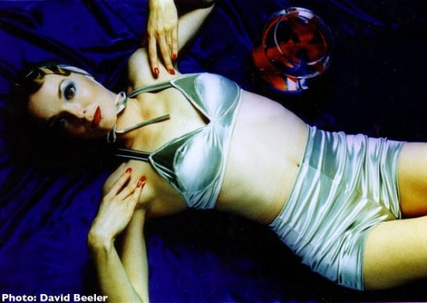 Jenni Silver Bikini Beeler
