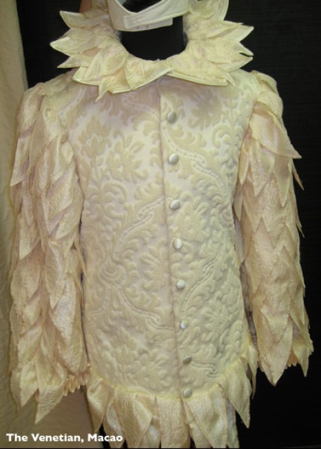 Venetian Jester Costume