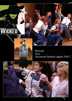 Wicked Shiz Universal Japan