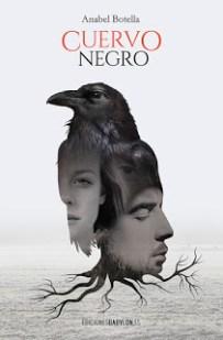 portada-cuervo-negro-anabel-botella-ediciones-babylon