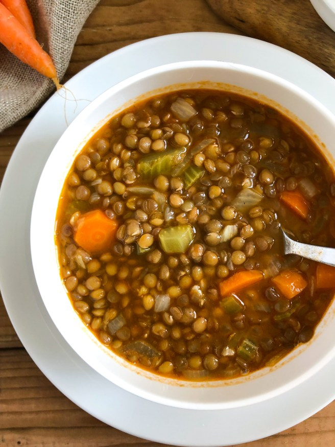 A Greek Guesswork Soup – At Taking Cooking…one Cup lentil Time Of Out The Fakes φακές