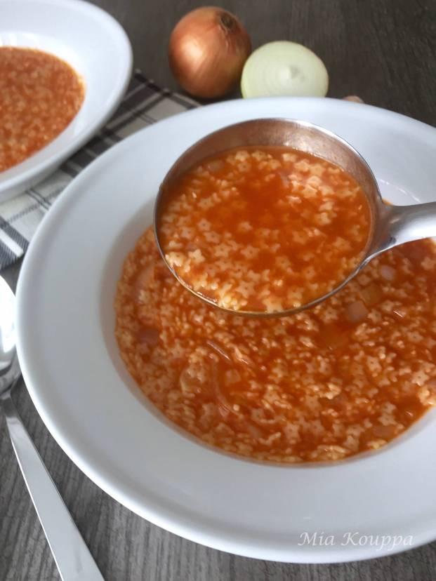 Mantra soup (Μανέστρα)