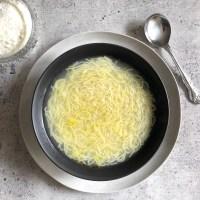 Fide soup (Fithe soup) (Σούπα φιδέ)