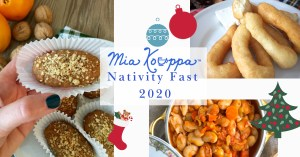 Mia Kouppa Nativity Fast 2020