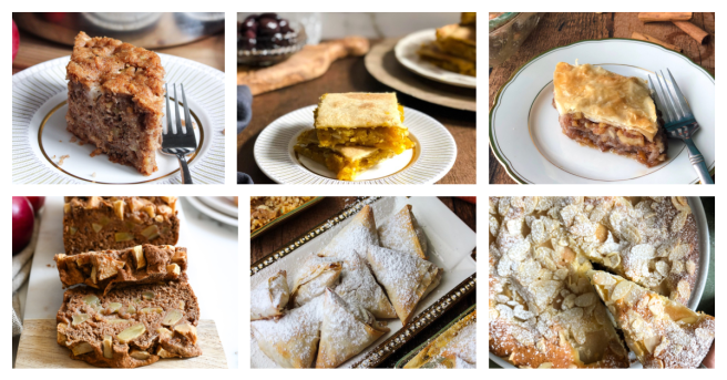 Easy fall dessert recipes featuring your autumn harvest