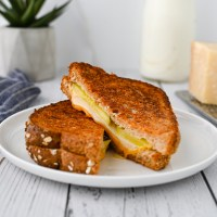 Secret to making the best grilled cheese