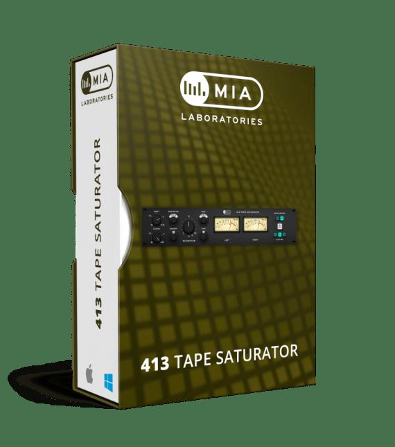 MIA 413 TAPE SATURATOR box