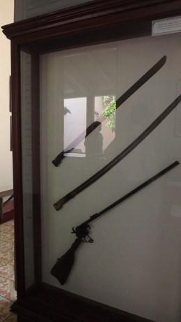 Fusil de Pedro Agustín Pérez