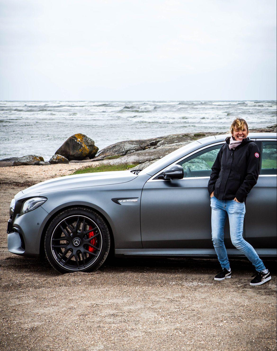 Mia Litström AMG