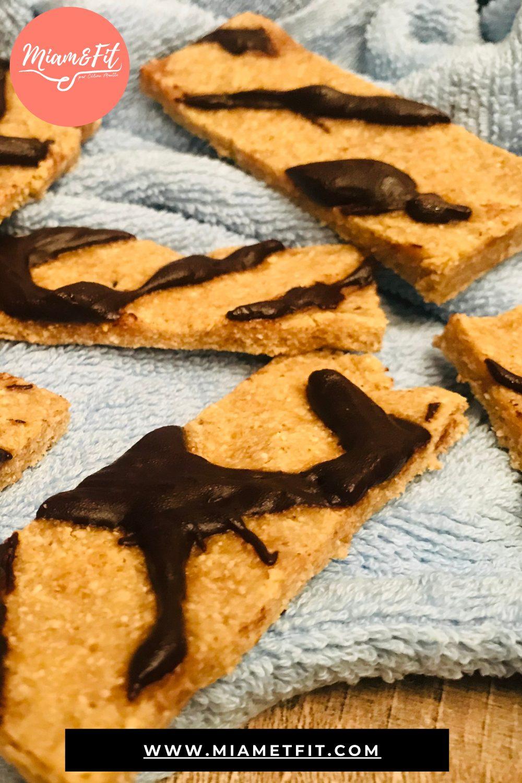 Barre de chocolat (sans cuisson)