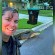 How's This For A Photobomb? Palm Bay Cop Takes Selfie With Gator Stuck In Storm Drain