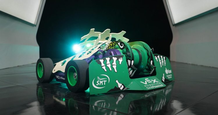 Witch Doctor from BattleBots