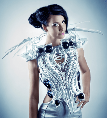 Robotic Couture: Robotic Dresses and Emotional Interfaces