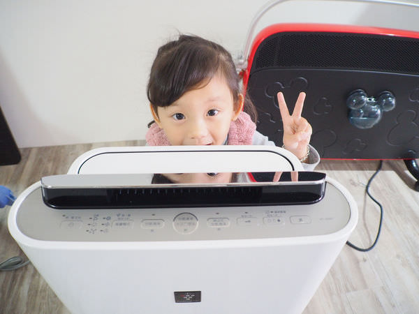 20160124.//家居用品//日本原裝。夏普SHARP空氣清淨機開箱文KC-JD60T