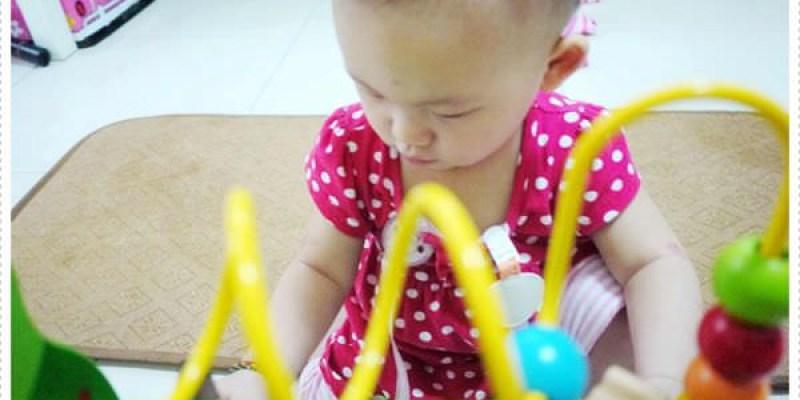 【育兒分享】美國Parents 串珠迷宮 Busy Zoo讓孩子忙不停的動物八寶箱