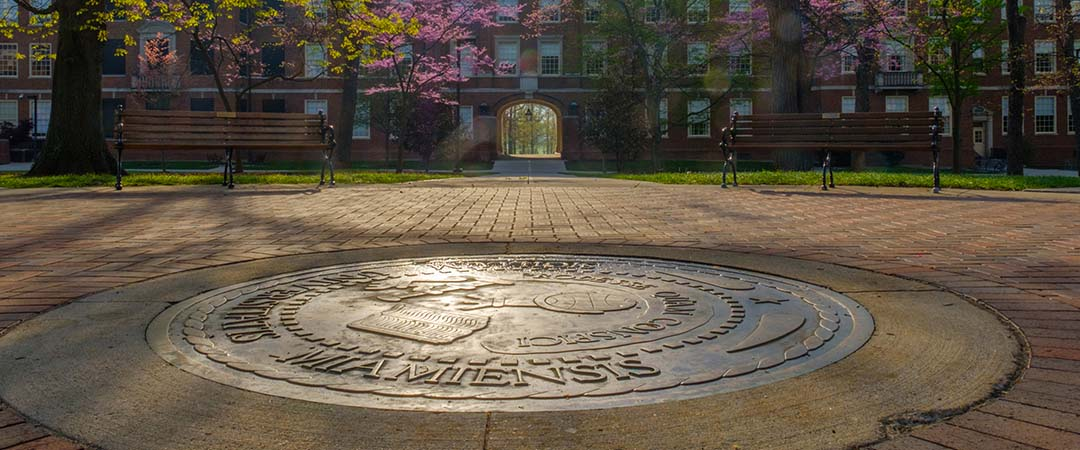 The Great Seal at Miami University