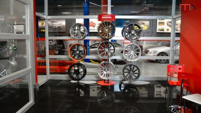 Wheel Showcase