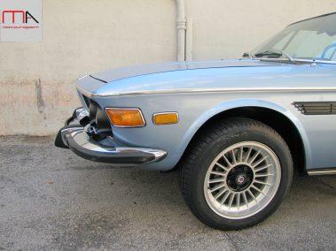 BMW 3.0 FRONT SIDE SHOT