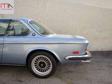 BMW 3.0 REAR SIDE SHOT