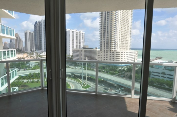 Sunny Isles Boulevard at Collins Avenue