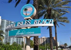 Sunny Isles Beach Signage