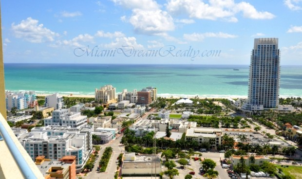 South Beach Views SoFi South of Fifth