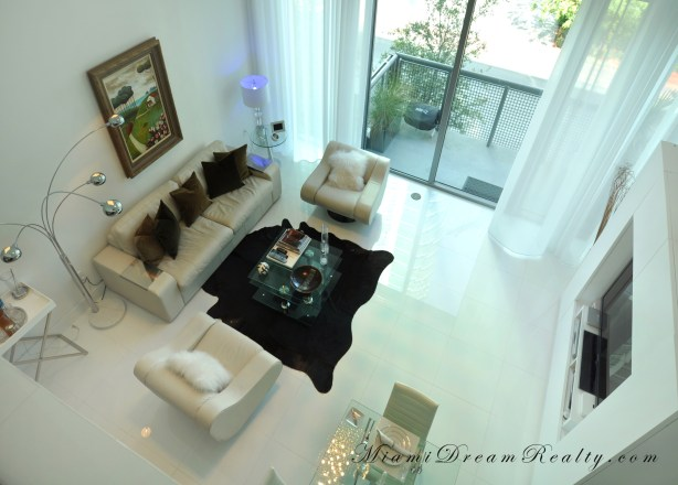 Terra Beachside Villa 312 Miami Beach Loft Condos for Sale