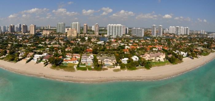 Golden Beach Luxury Estates Miami