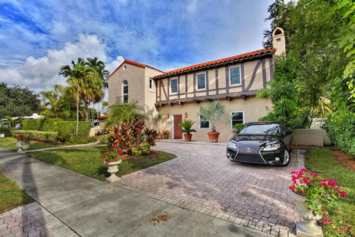 Miami Shores Historic Home