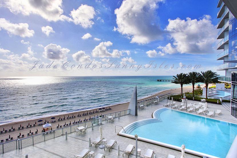 Jade Ocean 807 Sunny Isles beach