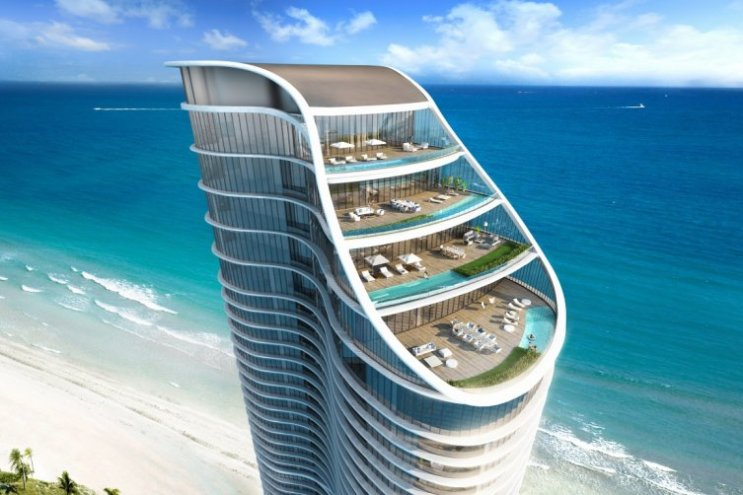 Ritz-Carlton-Residences Sunny Isles Beach Penthouse
