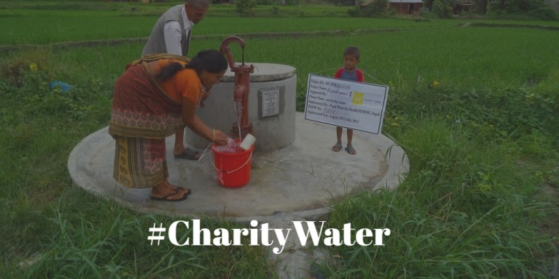 CharityWater