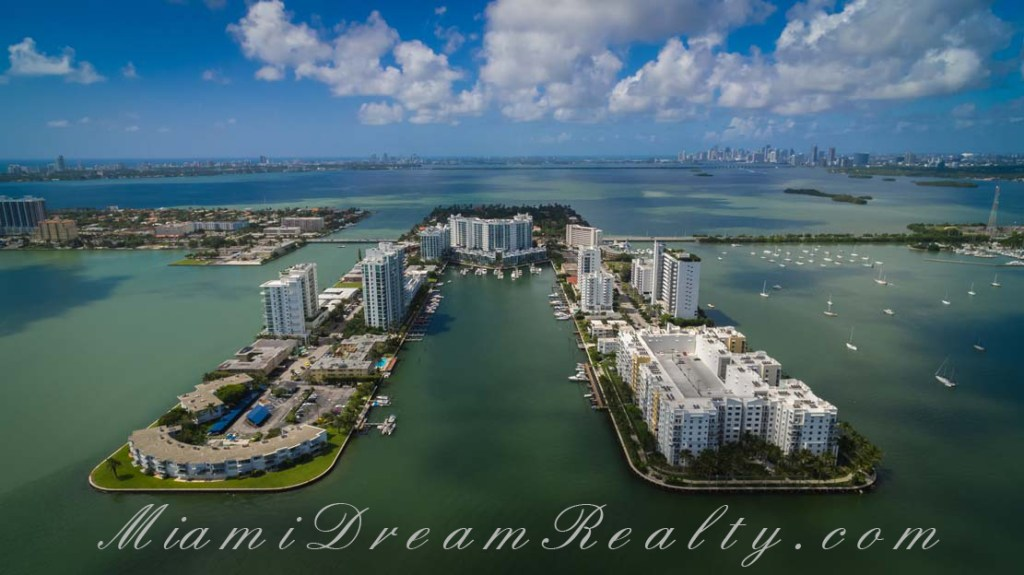 North Bay Village Island Aerial 360 Condos