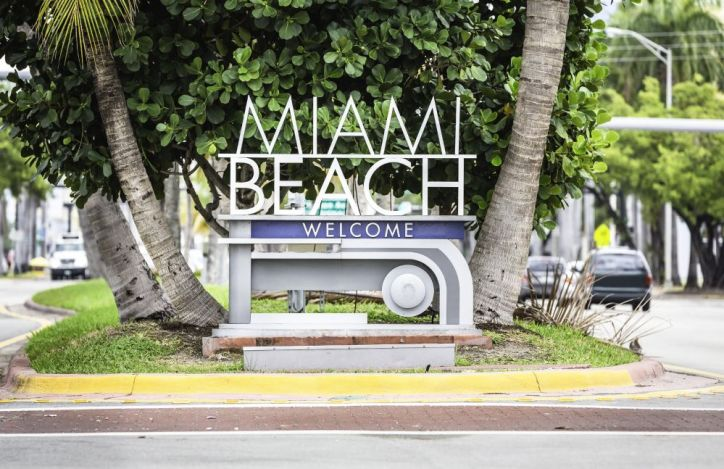 Miami Beach Welcomes You