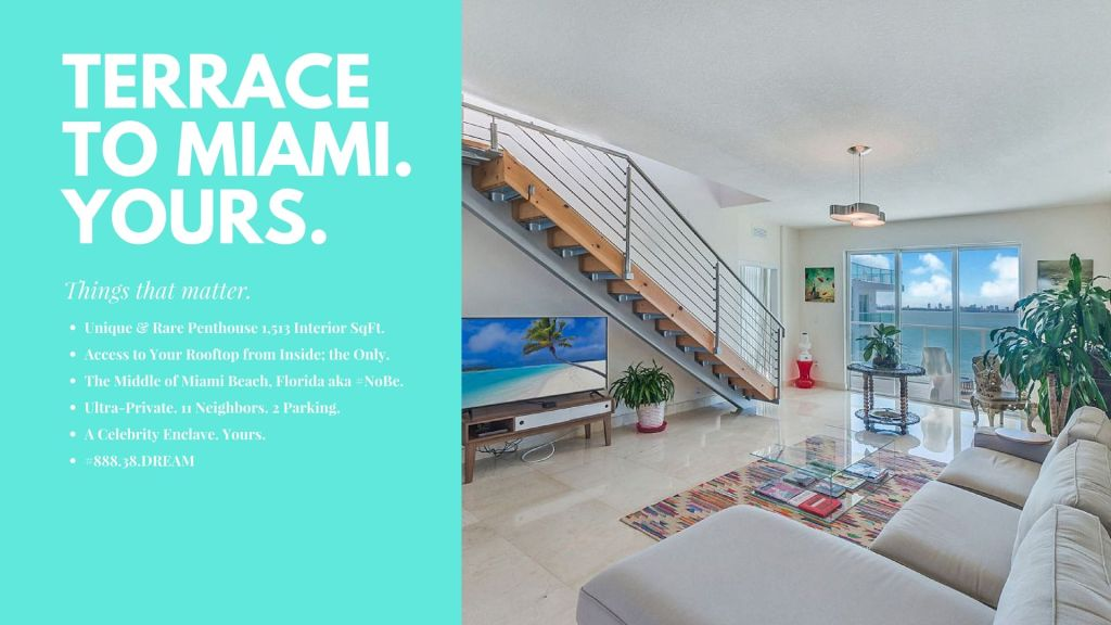 Baylights Penthouse 3 Miami Beach Florida