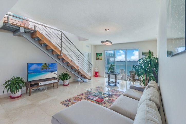 Baylights Penthouse 3 Miami Beach