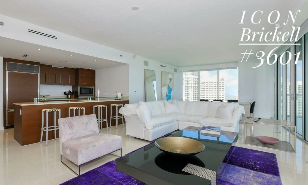 ICON Brickell Miami 3601