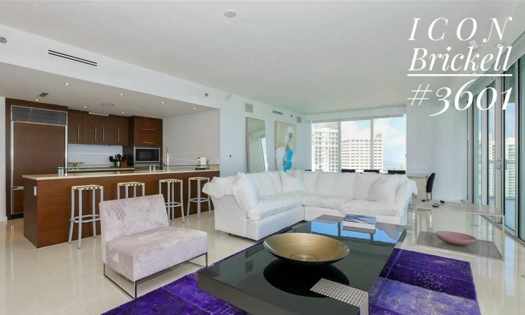 ICON Brickell Miami 3601