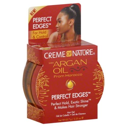 Creme of Nature Argan Oil Perfect Edges - 2.25 oz