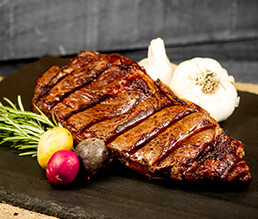 striploin steak