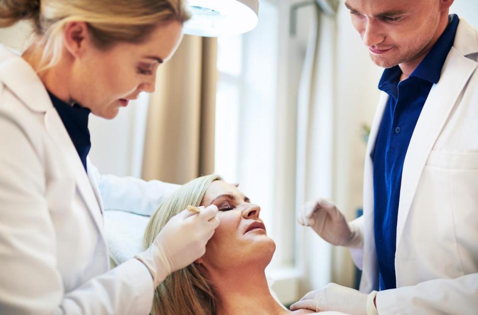 Noninvasive Face Lift
