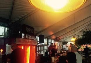 The hoppin' bar