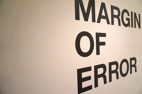 Margin of Error at The Wolfsonian