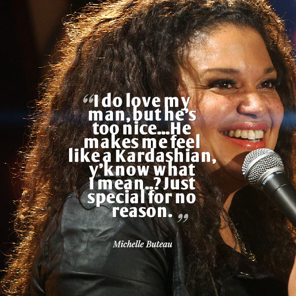 Funny Marriage Quotes by Michelle Buteau